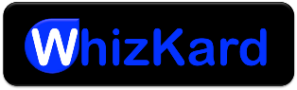 WhizKard logo